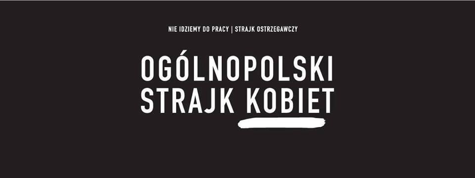 Ogólnopolski Strajk Kobiet. Kobieca Przystań w Latającym Ogrodzie.