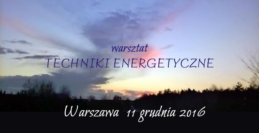 Techniki energetyczne
